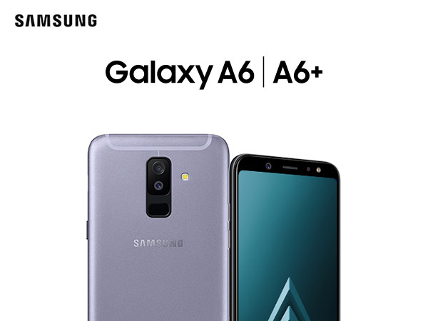 Samsung Galaxy A6 - Smartphone libre Android 8,0 (5,6 HD+), Dual ...