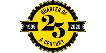 25 jaar.