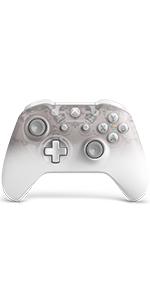 Controller Wireless per Xbox – Edizione speciale Phantom White