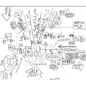 音の地図の例