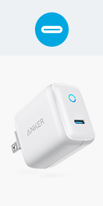 ANKER USB C CHARGER
