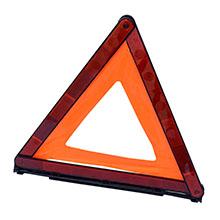 gevarendriehoek, ongeval, beveiliging, pech, zichtbaar, ongevallen, auto.