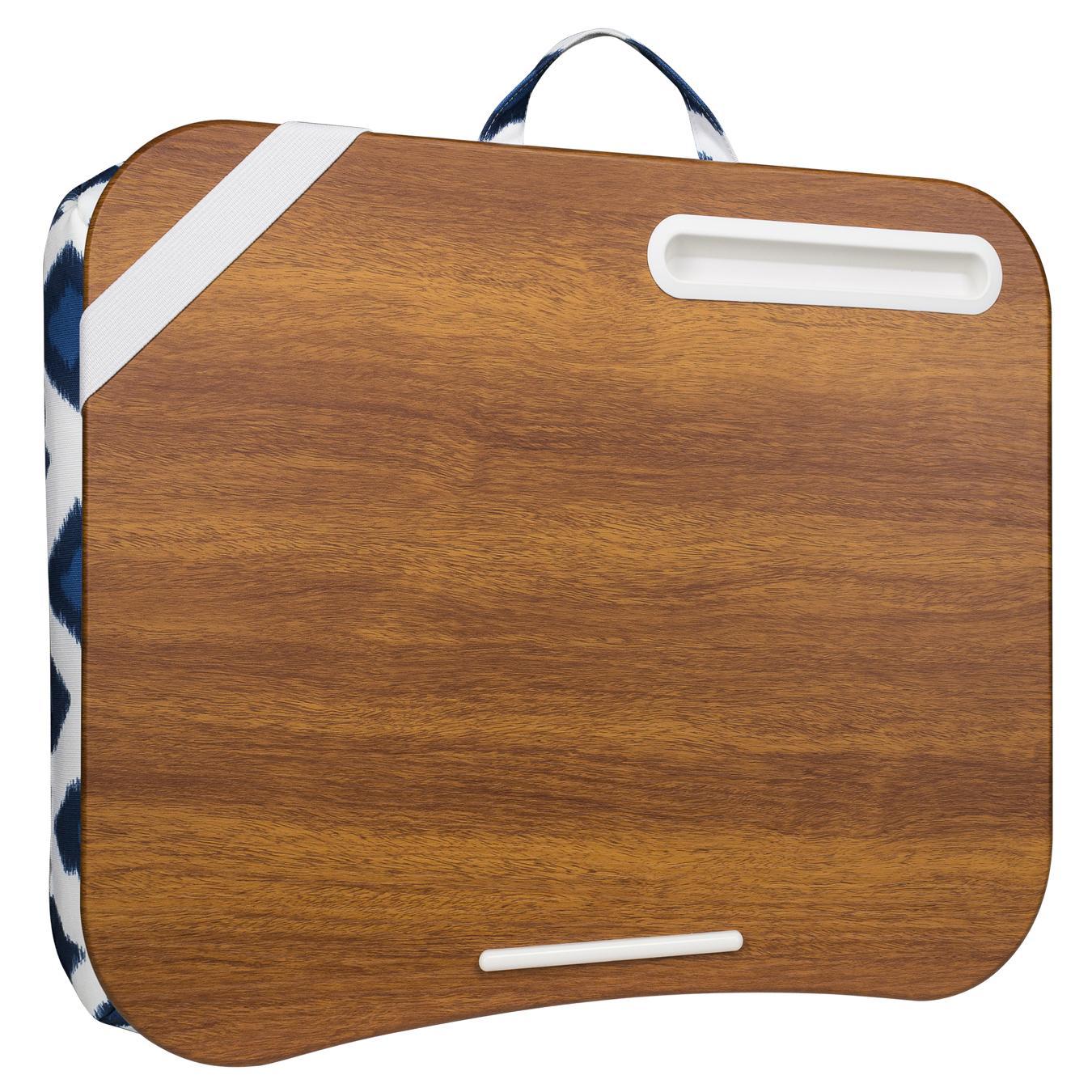 Amazon Com Lapgear Xl Designer Lap Desk Gray Damask