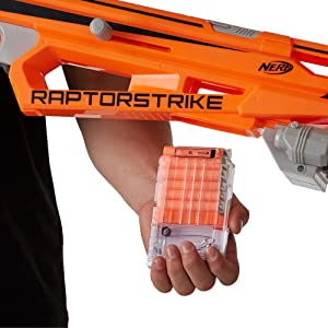 New York Toy Fair 2016 - Nerf Reveals new line and more!