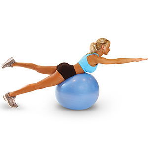 Exercise Ball Exercises