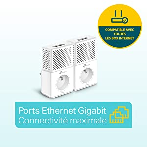 port ethernet gigabit