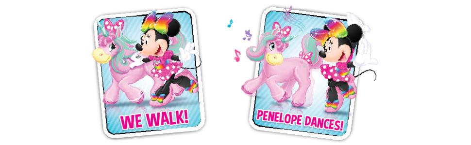 Disney Strandtuch Minnie Unicorn
