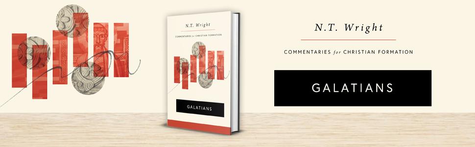 N. T. Wright Galatians