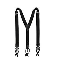 Tommy Hilfiger suspenders mens stretch braces