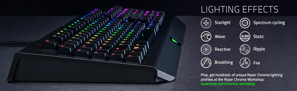 how to make the razer blackwidow tournament rgb