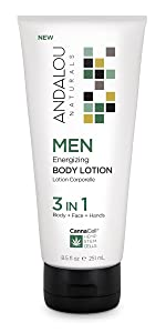 body hand and face lotion for men 3 in 1