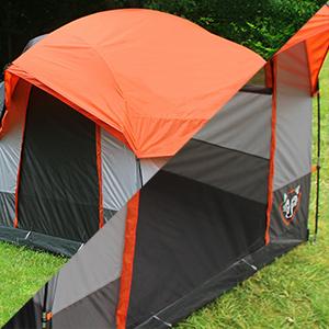 SUV Tent rainfly, bathtub floor, no tarp
