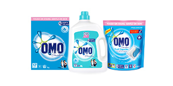 Omo Sensitive Range