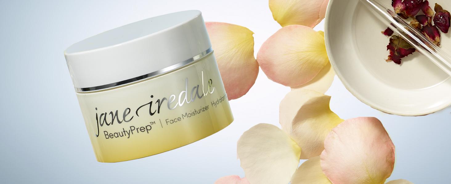 jane iredale beautyprep skin care skincare sensitive skin vegan clean makeup moisturizing cleanser