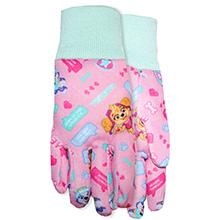 paw patrol, nickelodean, toddler, toys, garden gloves