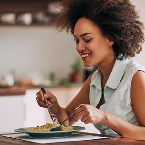 Eat Simple Sensations as a weeknight dinner.