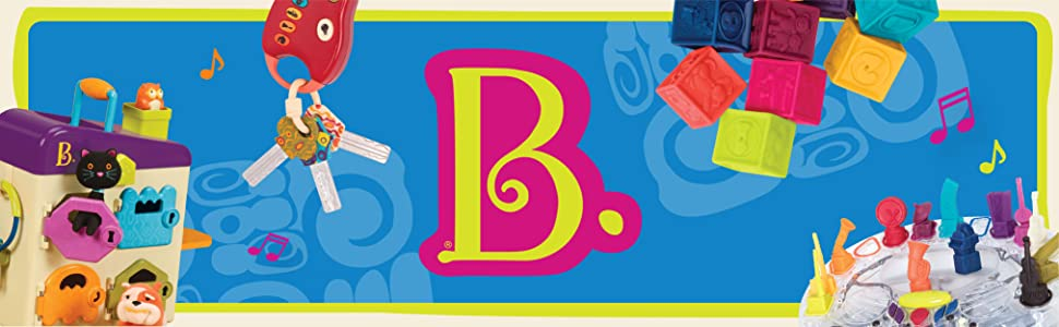 b baby toys you ball popper brand Battat Playskool ball popper busy toy small toddler