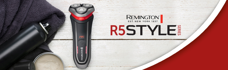 Remington R5 Style Series R5000 - Afeitadora Eléctrica Rotativa ...