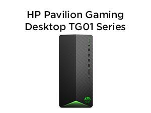 HP Pavilion Gaming Desktop TG01 Series