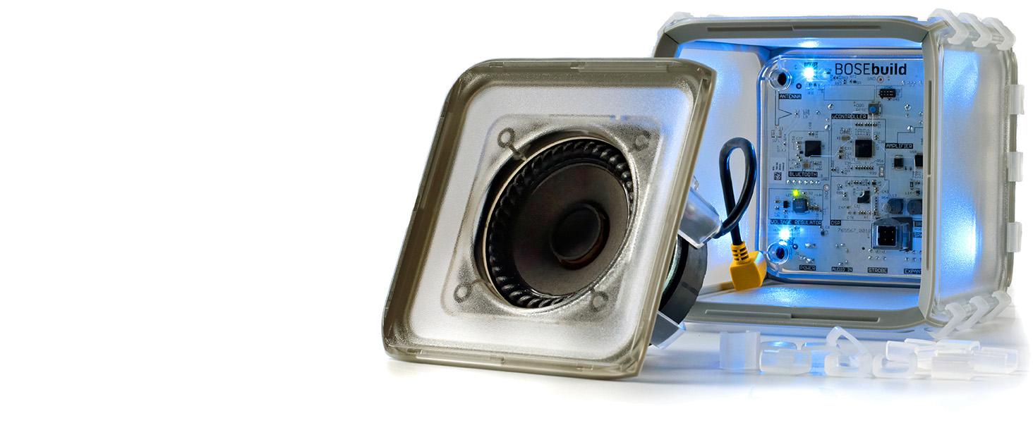Bosebuild Speaker Cube : bose bosebuild speaker cube a build it yourself bluetooth speaker for kids home ~ Russianpoet.info Haus und Dekorationen