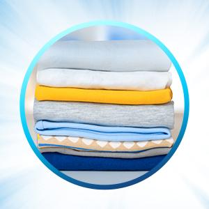 Poder quitamanchas. Para ropa blanca y de color