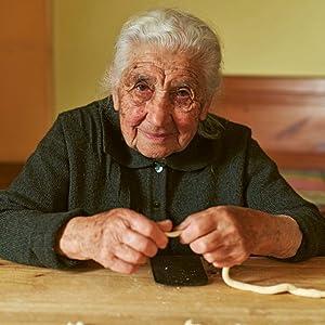 pasta grannies, home made pasta, italian, authentic italian, pasta cook book,