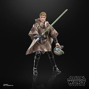 Star Wars The Black Series Luke Skywalker (Endor)
