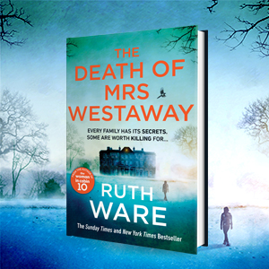The Death of Mrs Westaway hardback