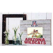 Arizona Wildcats Team Spirit Slat Frame