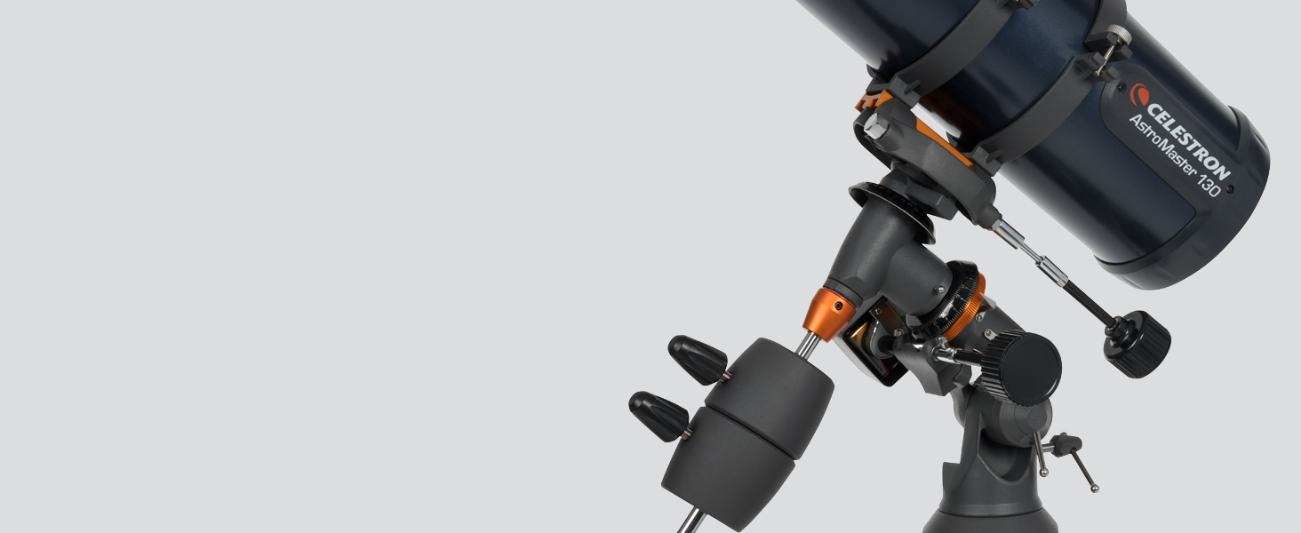 Equatorial Tracking Mount with Motor Drive