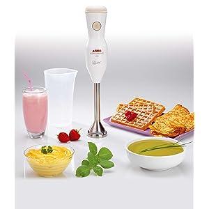 seb;piedmixeur;robot;mixeur;cuisine;préparation;compact;soupe;compote;mayonnaise;dîner;ultracompact