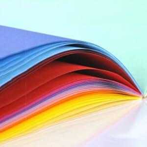 Papier Bureau Couleurs