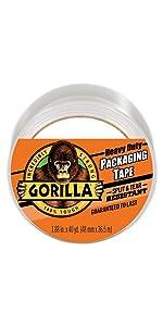 Gorilla Large Core Packing Tape