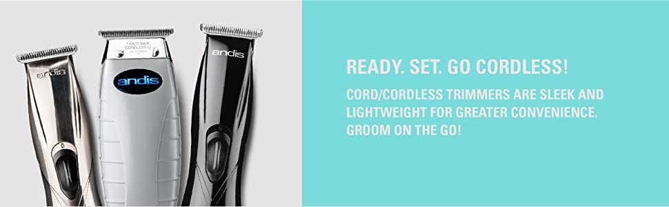 andis cordless clippers