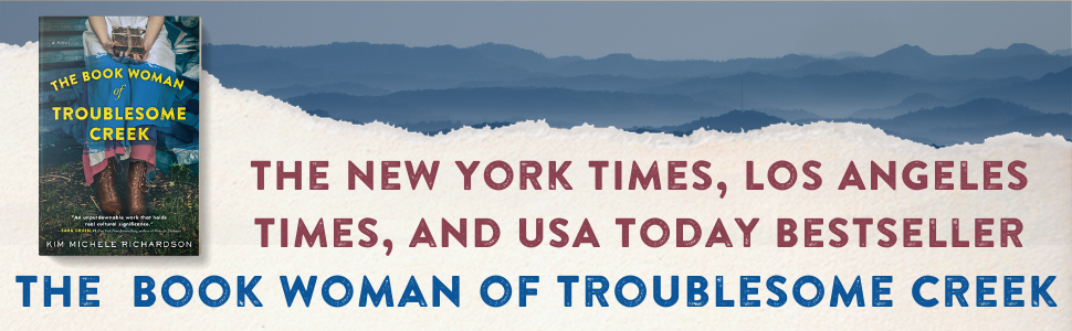 The New York Times, Los Angeles Time, and USA Today Bestseller THE BOOK WOMAN OF TROUBLESOME CREEK