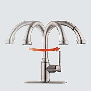 Hansgrohe 04217920 Talis C Bar Faucet Rubbed Bronze Bar