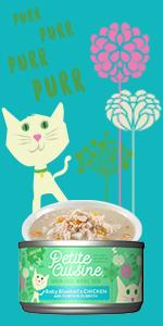 petite cuisine chicken pumpkin wet cat food