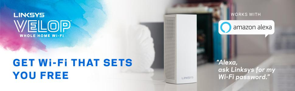linksys velop mesh wifi whole home wifi range extender