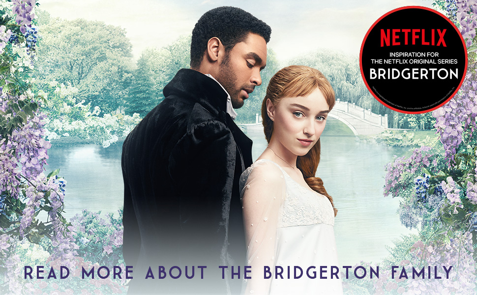 Bridgerton Family, Netflix series, Julia Quinn, Regency Romance