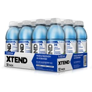 xtend blueberry bcaa on the go drink