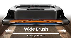 Samsung POWERbot R7010 Robot Vacuum wide brush