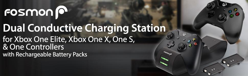 xbox one controller charge charging dock station s x docking battery rechargeable