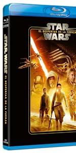 star wars el despertar de la fuerza dvd pack