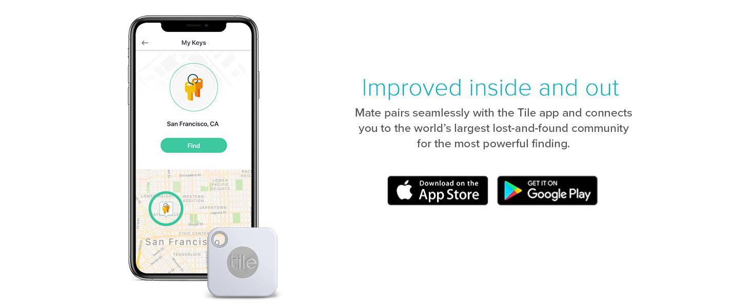 Tile Mate App