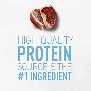 High-Quality Protein source is the #1 ingredient, High Protein, Diet, Digestion, Joint, Bone, Health
