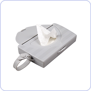 wipes dispenser, wipes holder, diaper changing