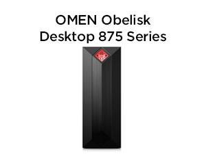 OMEN Obelisk Desktop 875 Series
