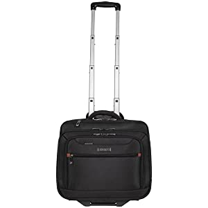 Wheeled Business Case, Travel, Carry-On, Suitcase, Laptop Bag, Lightweight