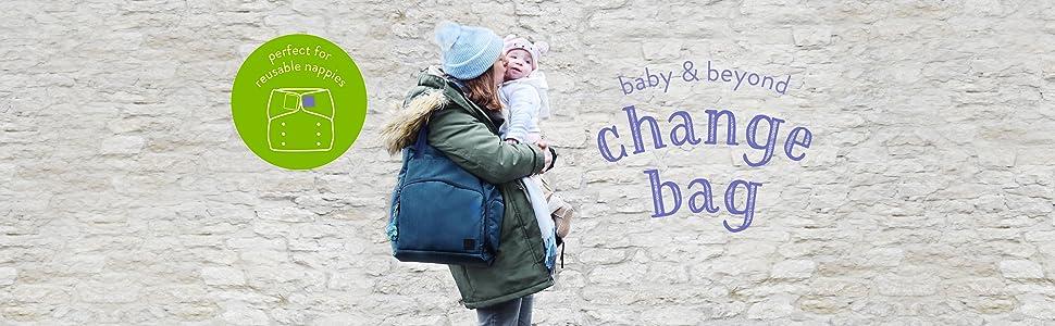 Bambino Mio baby & beyond change bag