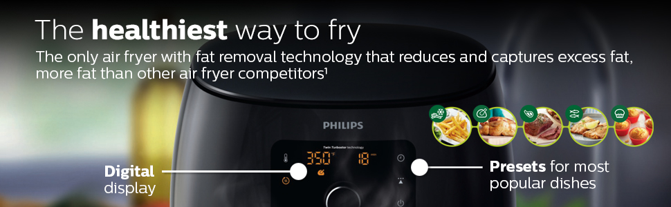 Philips kitchen healthy airfrying